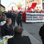 Demo im Bohnenviertel